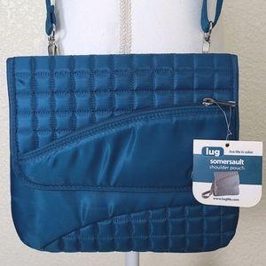 NWT Lug messenger/crossbody bag